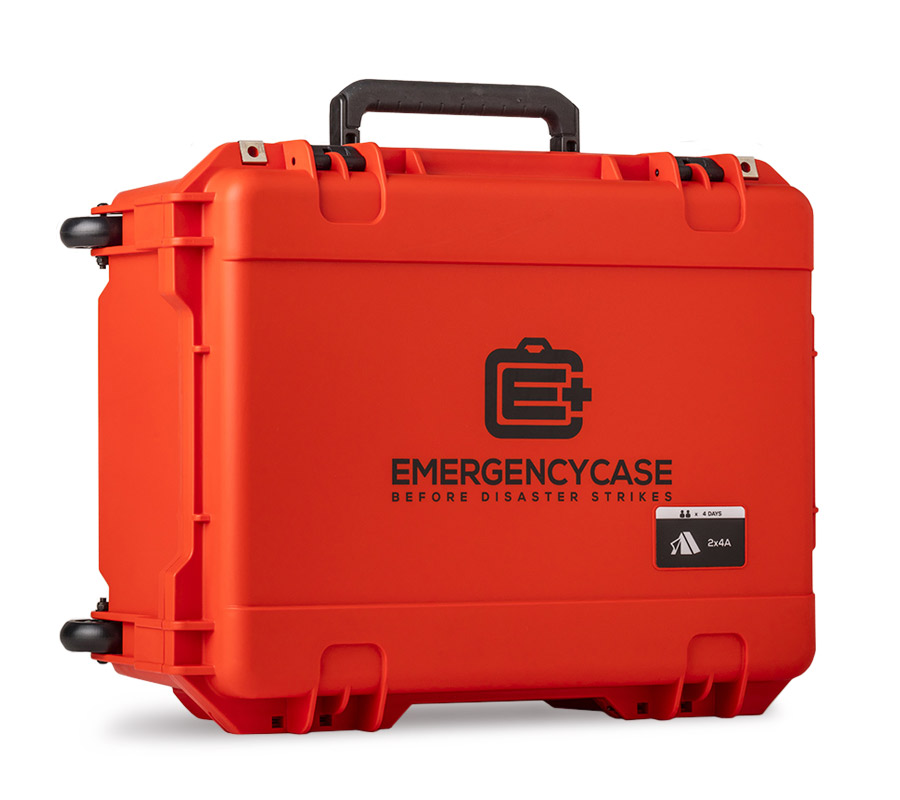 2x4a Emergency Case