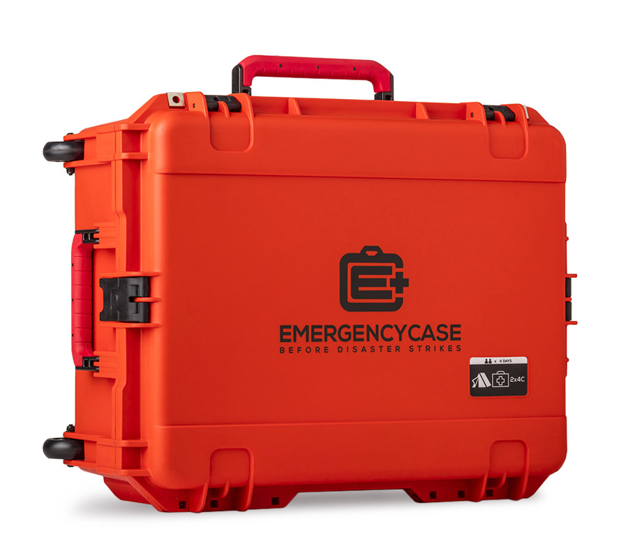 2x4c Emergency Case