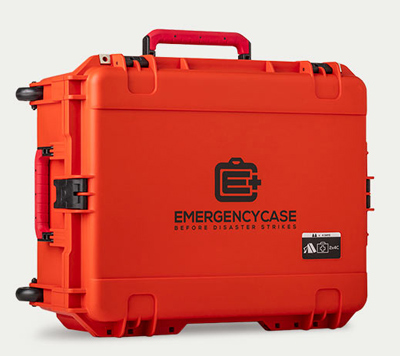 2 Person Comprehensive Emergency Case