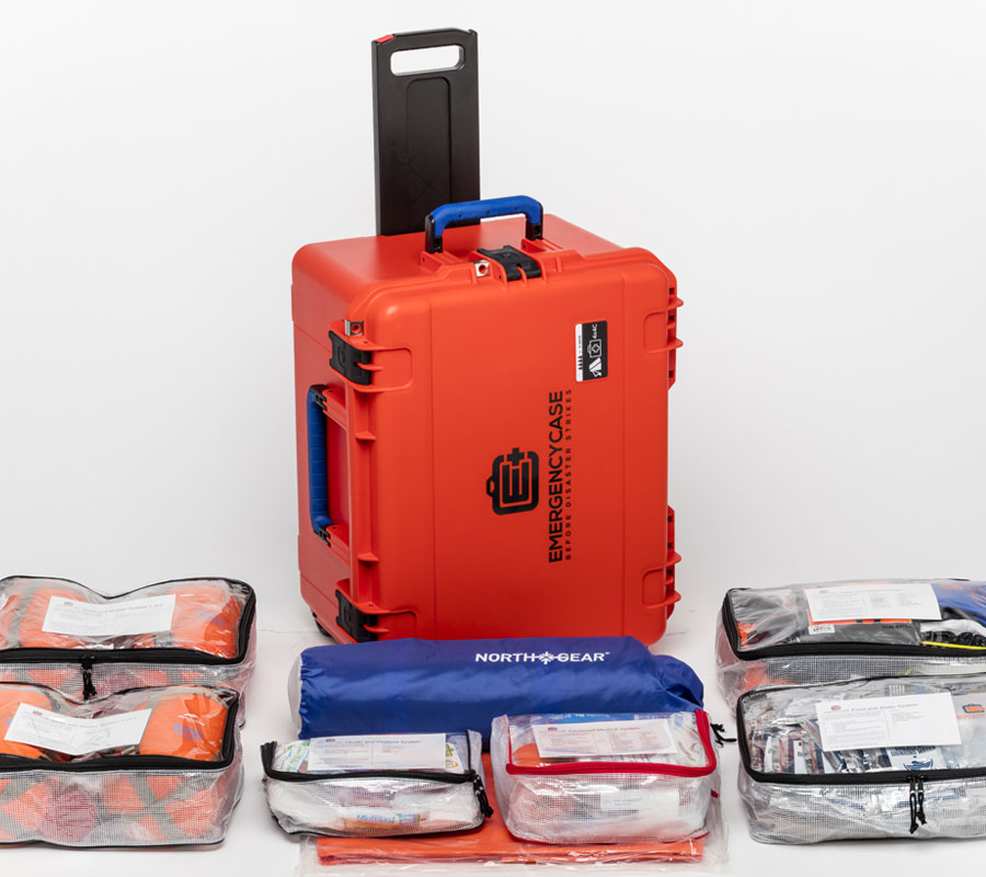4x4C Emergency Case