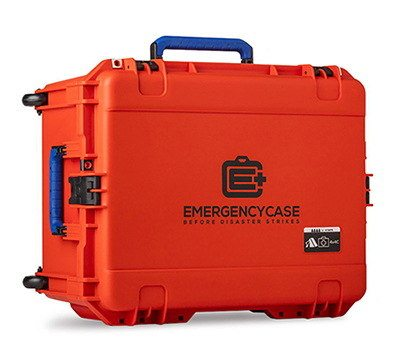 4 Person Comprehensive Emergency Case