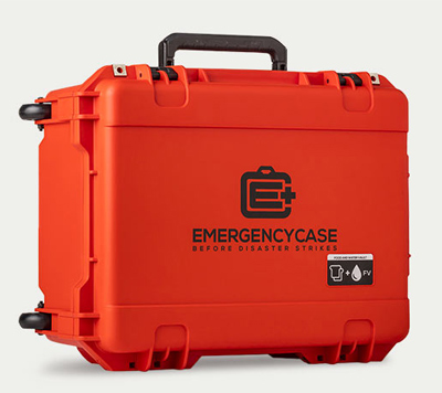 Emergency Case Food Vault