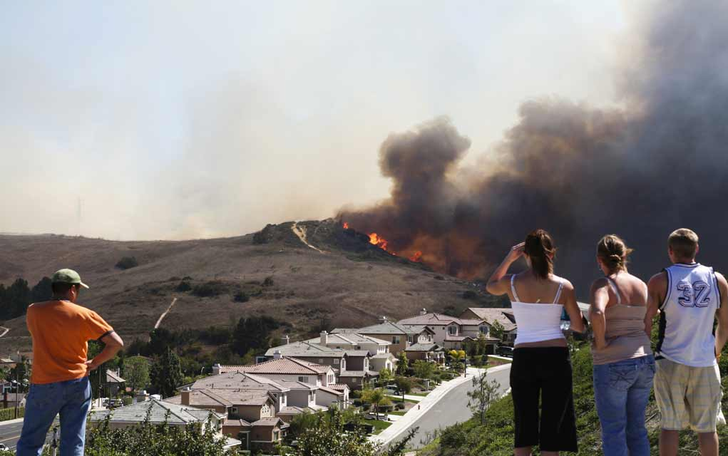 How to Survive a Wildfire and Save Your Home
